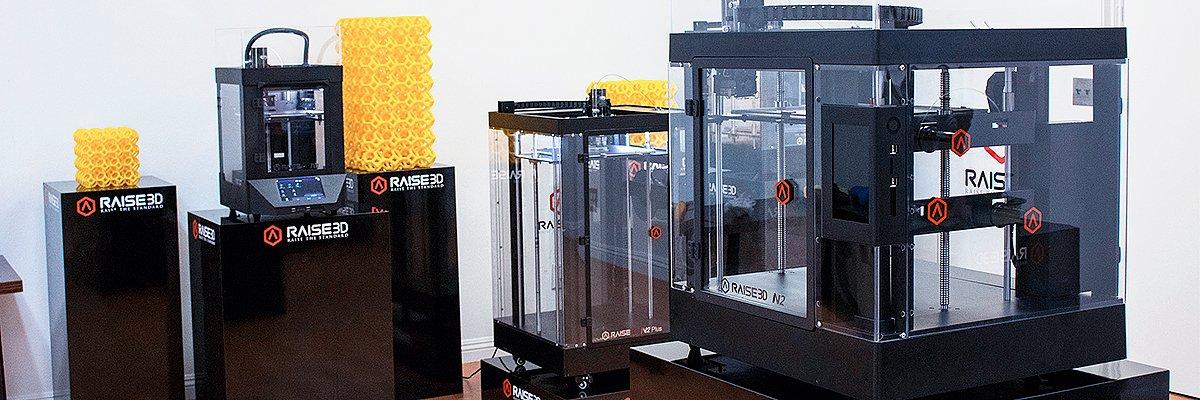 Raise3D 3D printeri - novo u ponudi