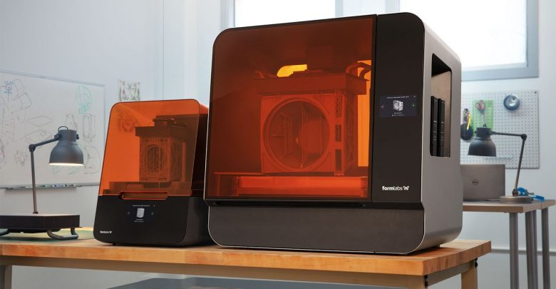 FormLabs serija 3 novih 3D printera