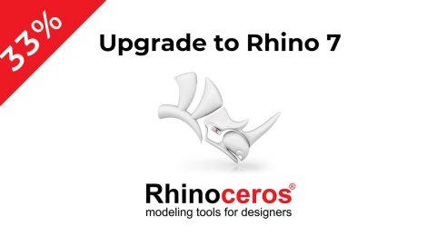 Kraj promotivne akcije nadogradnje na Rhino 7.0